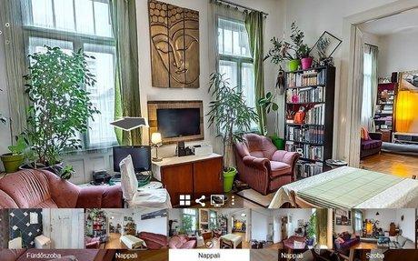 Eladó lakás, 1083 Budapest, 8 ker. Molnár Ferenc tér - OTP Ingatlanpont