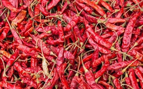 Bulk chili powder