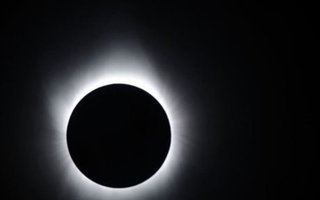 What states will be able to see the solar eclipse?