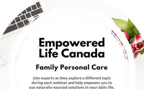 Empowered Life Series Registration | doTERRA Essential Oils