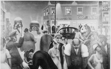 Art in the US during the 1920s and 1930s   Boundless Art History