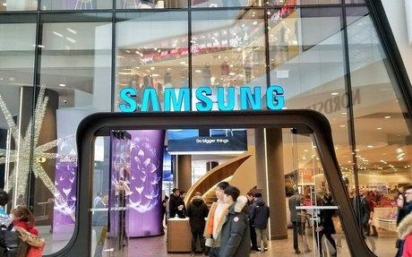 Inside Samsung's Largest Store in the World [Photos]