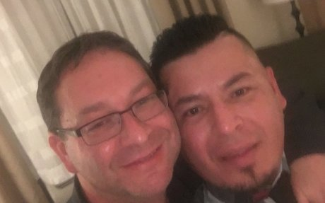 ICE agents arrested a man while he was applying for legal status with his husband