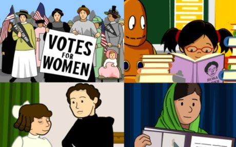 Women's Suffrage - BrainPOP