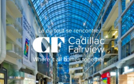 Cadillac Fairview Launches Innovative CF for Campus Program