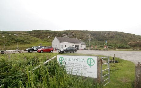 Best Food - The Colonsay Pantry