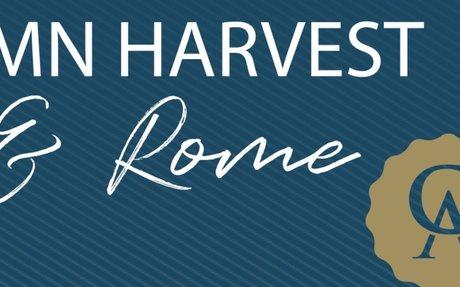 MN Harvest Rome Fundraiser