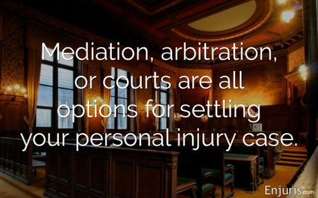 Mediation, Arbitration, or Going to Court: Which is Best?