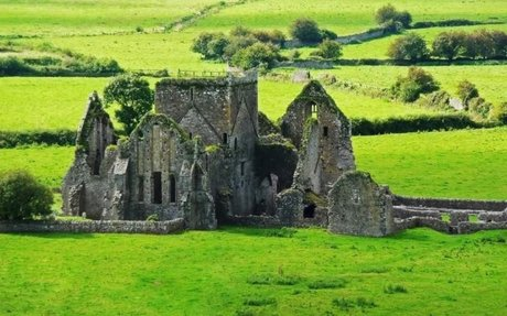 My heratige comes from Ireland