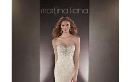 Martina Liana 721 Bridal gowns, Bridal Store Walnut Creek | Flares Bridal