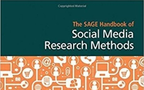 The SAGE Handbook of Social Media Research Methods | SAGE Publications Inc