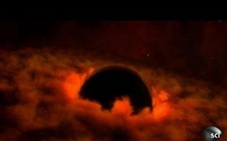 Supermassive Black Holes Anchor Existence