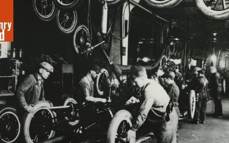 Henry Ford: Assembly Line - The Henry Ford