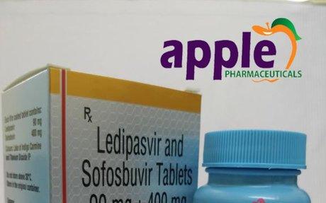Buy Myhep LVIR Tablet at Best Price in India – Apple Pharmaceuticals