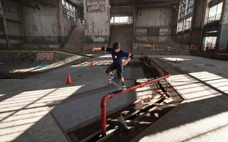 Gallery: Tony Hawk PS4 Comparison Shots Show Enormous Leap in Visuals