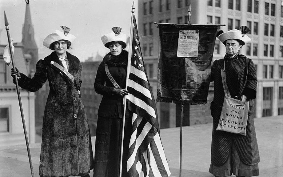 Woman Suffrage Timeline: How Did Events Unfold?