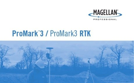 Use Promark 3 to find building corners in the field.