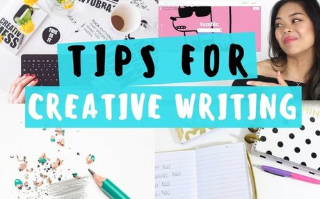 How can I be a better creative writer?