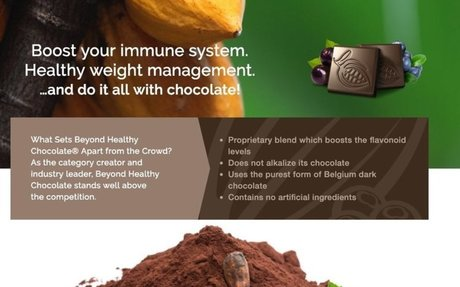 Beyond Healthy Chocolate® Sample