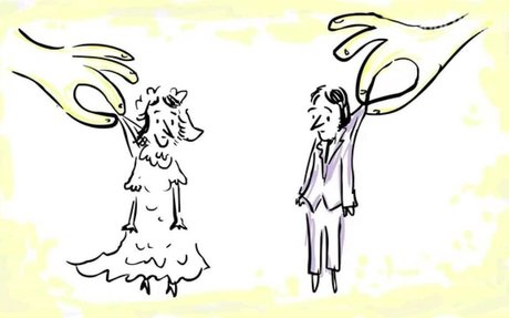 Arranged Marriage Response from A Midsummer Night's Dream