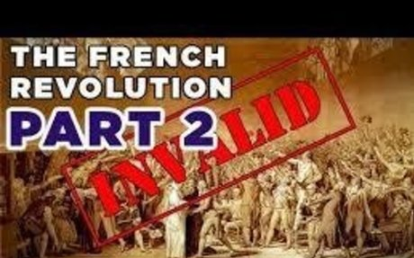 John Green: Headless Monarchy: The French Revolution Part 2