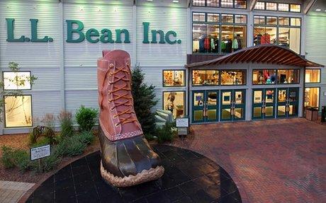 L.L.Bean Announces Expansion into Canada