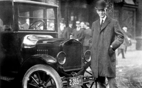 6. Henry Ford