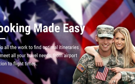 The Best Offer Available To Grab Discounted Military Flights