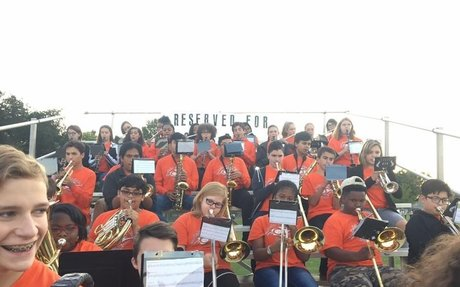 Cedar Ridge Middle School Band