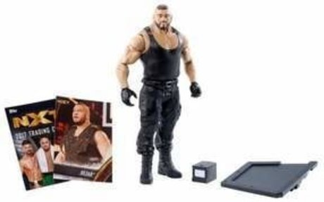 WWE NXT Takeover Basic Akam Action Figure