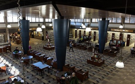 Library of the Future Celebrates Its 50th Year
