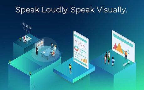 Visme: Presentations, Infographics, Flowcharts and more