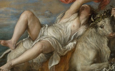Titian, in the Harsh Light of Day