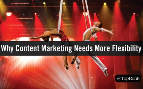 Flexibility in Content Marketing Strategy: Do You Need Another Blog Post?