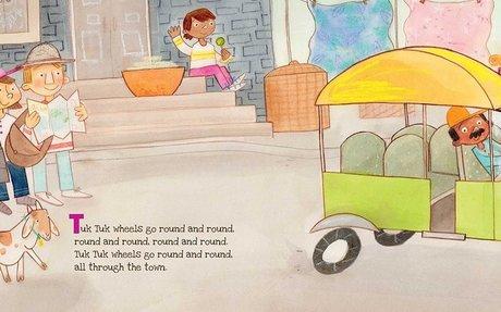 The Wheels on the Tuk Tuk:  Kabir Sehgal, Surishtha Sehgal