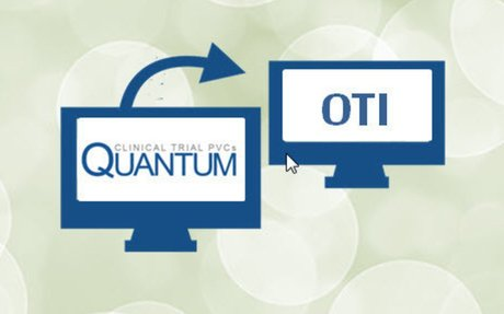 Quantum system ownership transfers to the OTI