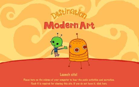 MoMA.org | Destination Modern Art