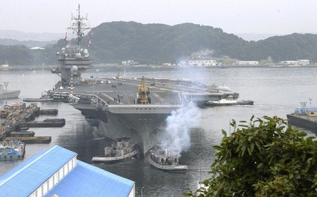 Japan to pay damages to Okinawans hit by US jets' noise