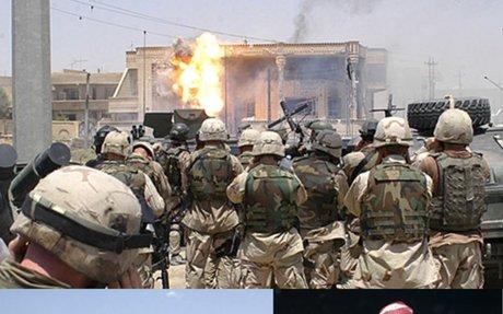 Iraq War - Wikipedia