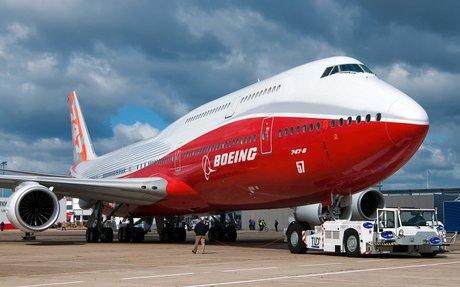 Boeing: 747-8