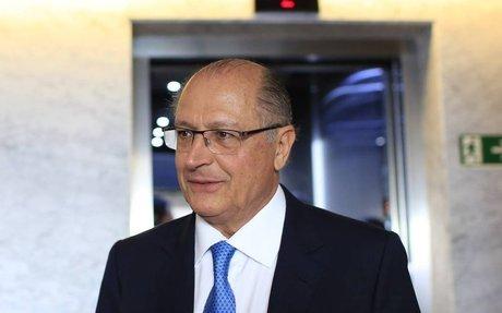 Alckmin está otimista com novo quadro eleitoral sem ex-presidente Lula
