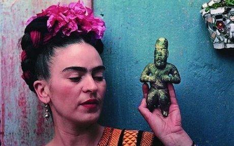 Frida Kahlo Biography, Art, and Analysis of Works