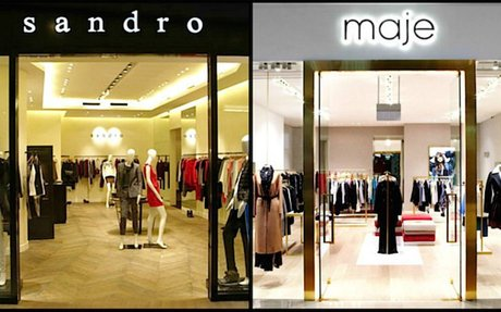 Sandro and Maje Continue Canadian Expansion with Cadillac Fairview Partnership