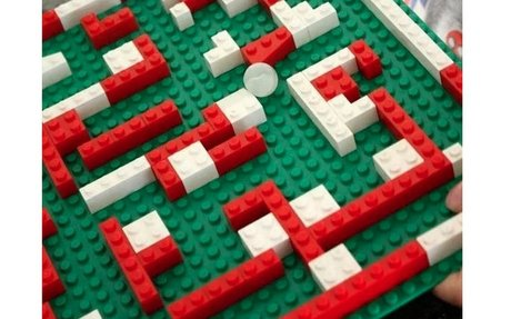 Build A Marble Maze