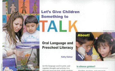 Let's Give Children Something to TALK About!