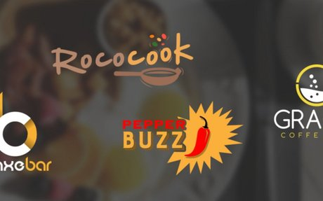 Restaurant Logos Are Your Ingredients To Cook The Success Of Your Restaurant Business - Lo