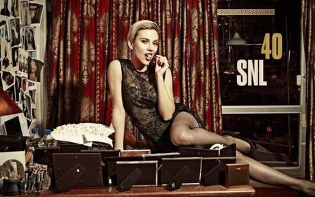 Scarlett Johansson to host Saturday Night Live for fifth time