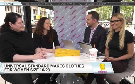 Universal Standard Makes Clothes Women Can Exchange for a Different Size Within a Year