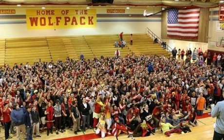 West Valley High / Home