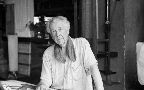 10. Frank Lloyd Wright